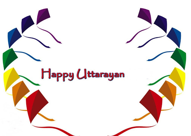 Happy Uttarayan Images