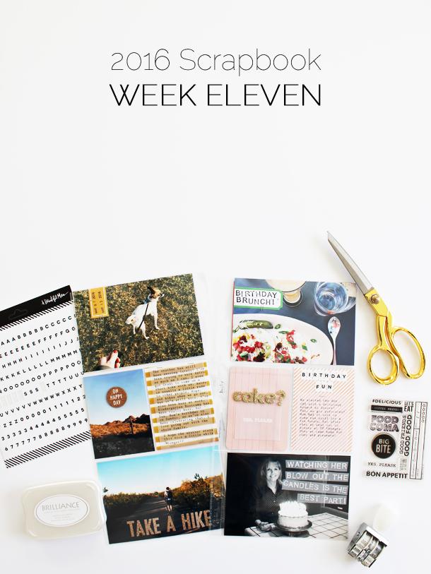 2016 Scrapbook: Week 11 (laurelandfern.com)
