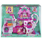 MLP Sparkleworks Teapot Palace Building Playsets Ponyville Figure