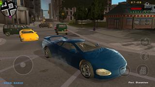 screenshot GTA Liberty City Stories v1.9 Mod APK+DATA keren