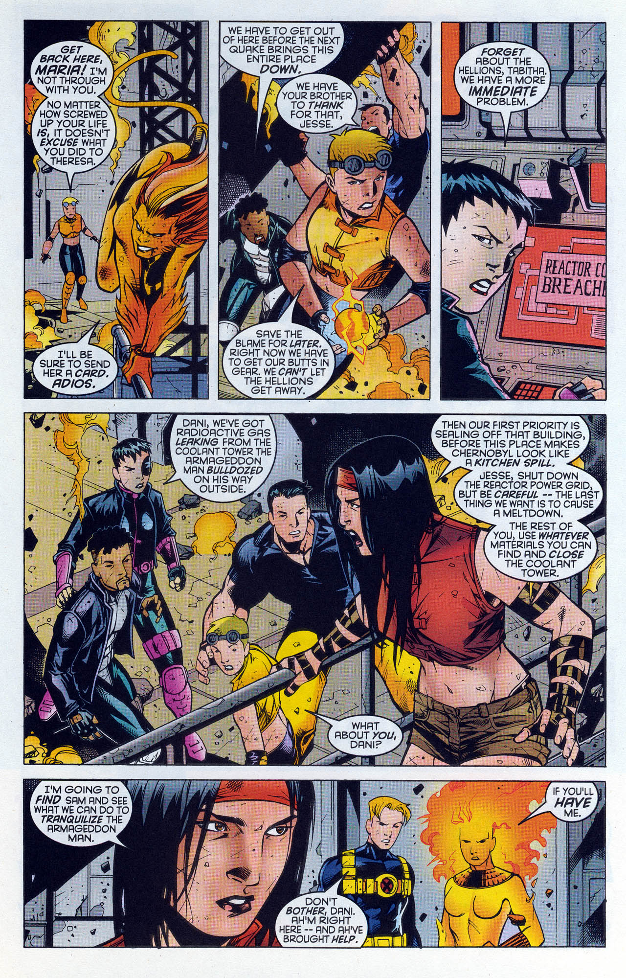 Read online X-Force (1991) comic -  Issue #90 - 19