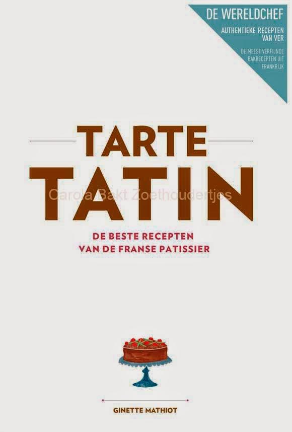 Tarte Tatin van Ginette Mathiot