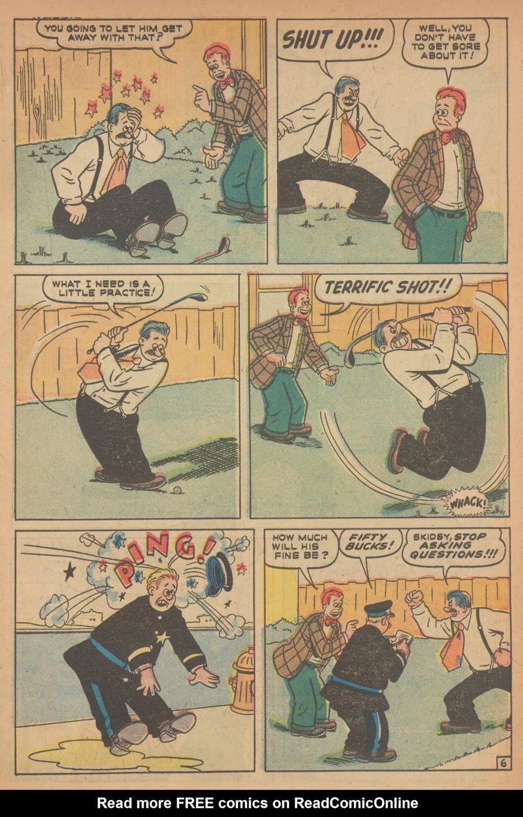 Read online Nellie The Nurse (1945) comic -  Issue #22 - 25