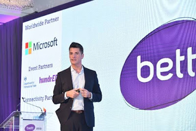 Source: Microsoft. Anthony Salcito, VP, Worldwide Education, Microsoft, during his keynote address on Bridging the next Digital Divide.