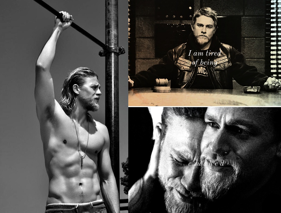 Charlie Hunnam Soa: Pop Culture And Fashion Magic: Charlie Hunnam Cast As