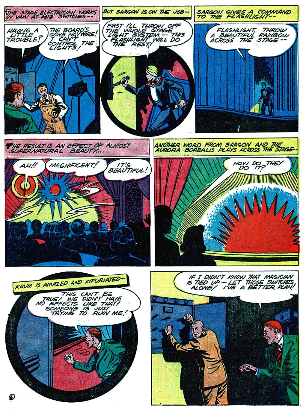 Read online All-American Comics (1939) comic -  Issue #38 - 40