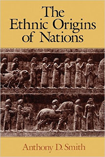 Anthony Smith, The Ethnic Origins of Nations