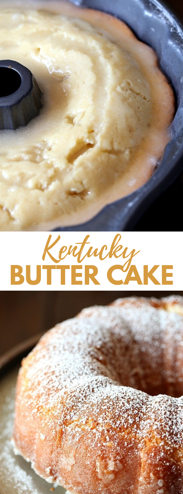 KENTUCKY BUTTER CAKE #dessert #sweetbutter