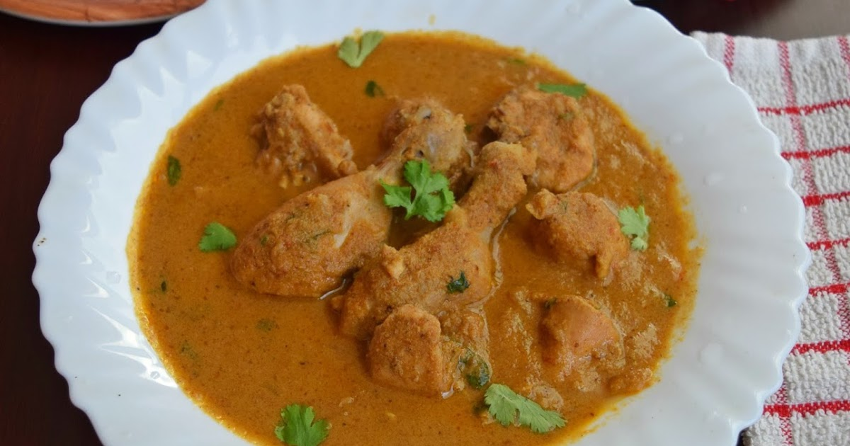 Poornimas Cook Book Chicken Xacuti Goan Chicken Curry