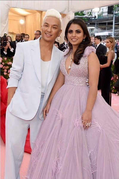 Isha Ambani stole the show with the powerful Gurung dress for Met Gala 2019, see photos