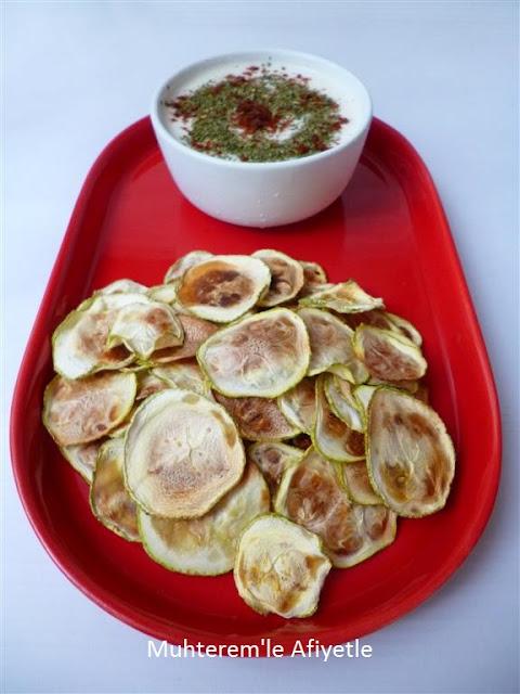 zuccini chips