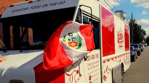Peruvian Food Truck Nyc