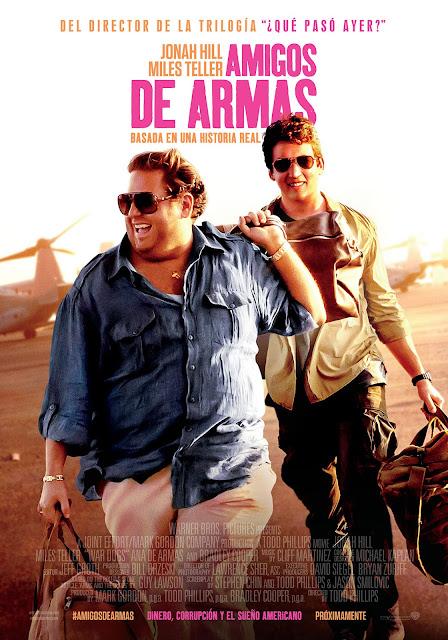 Amigos De Armas (War Dogs) (2016)