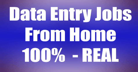 data-entry-jobs-from-home