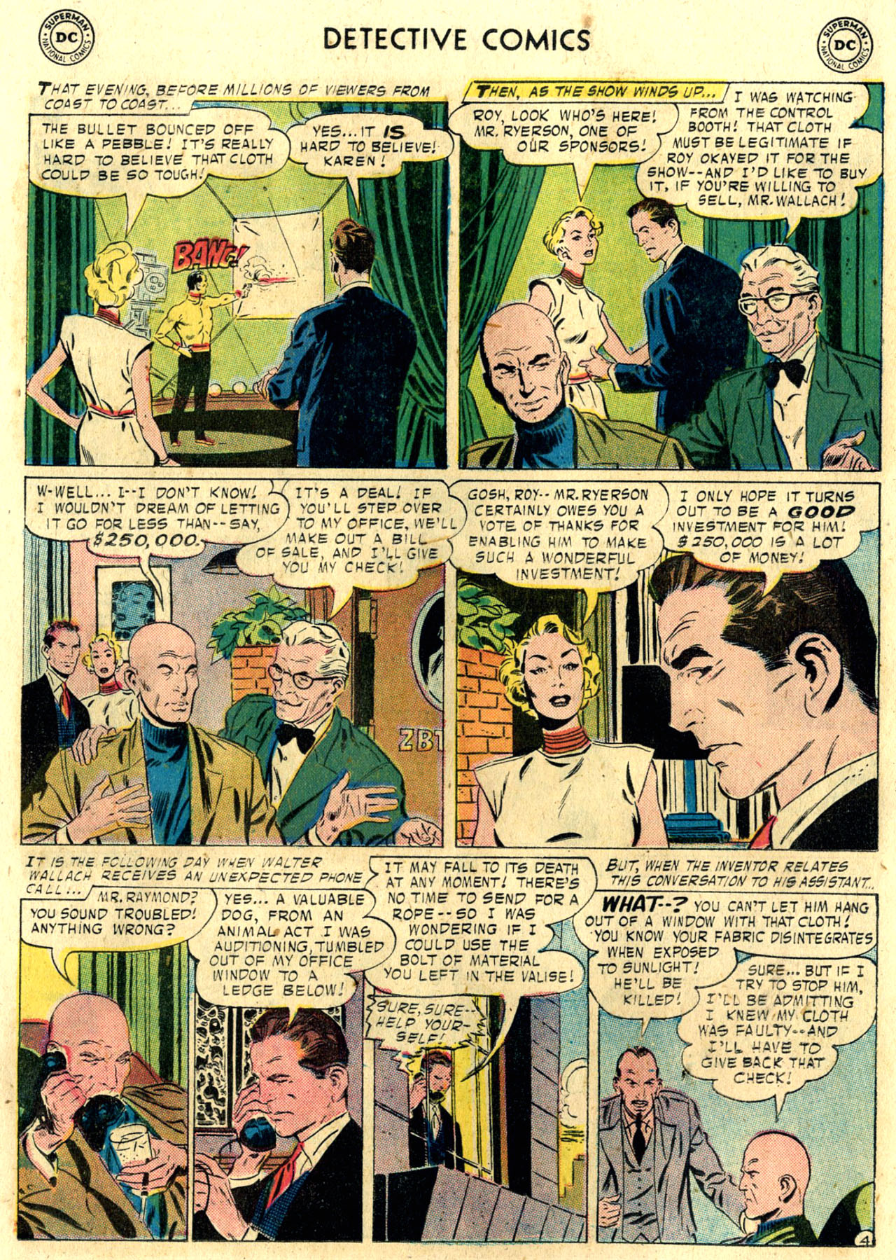 Read online Detective Comics (1937) comic -  Issue #248 - 20