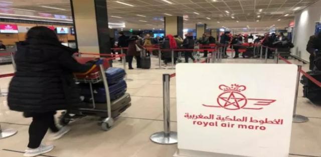 تارودانت24 ..بالصورة.. اعتقال فرنسية خططت لتفجير طائرة مغربية متوجهة إلى الدار البيضاء
