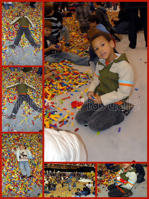 Pictures from Lego KidsFest Cleveland 2011 @mryjhnsn | so many Legos!