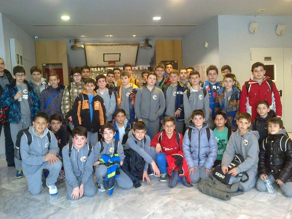 Φιλικοί αγώνες Χ.Α.Ν.Θ. –Α.Σ.Καστοριάς (φωτογραφίες)