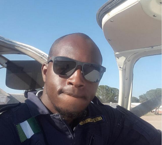 Nigerian student declared missing in South Africa