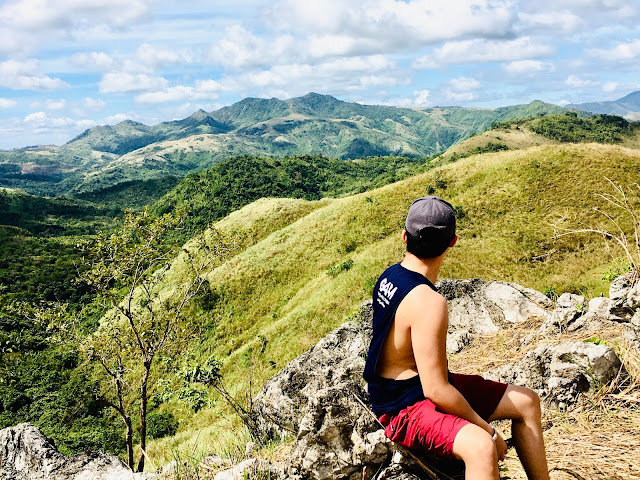 Panoramic View at Fresno Agro-Forestry & Eco Tourist (Mt. Sambong)