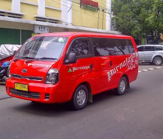 Alamat Travel Jakarta Lampung