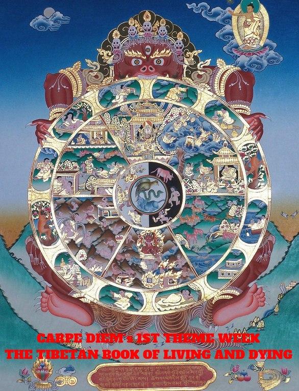 CARPE DIEM HAIKU KAI: Carpe Diem's Theme Week #1 The Tibetan Book ...
