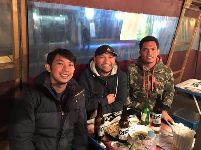 SEOUL, SOUTH KOREA FOR FIRST TIMERS