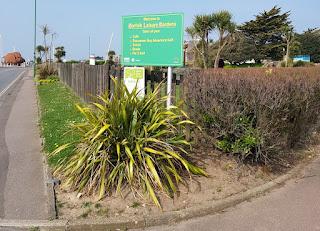 Norfolk Gardens in Littlehampton