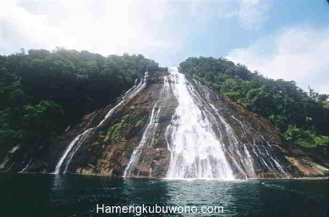 Daftar Air Terjun Terindah Di Indonesia