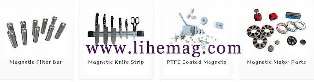 Magnetic Bar for Knives