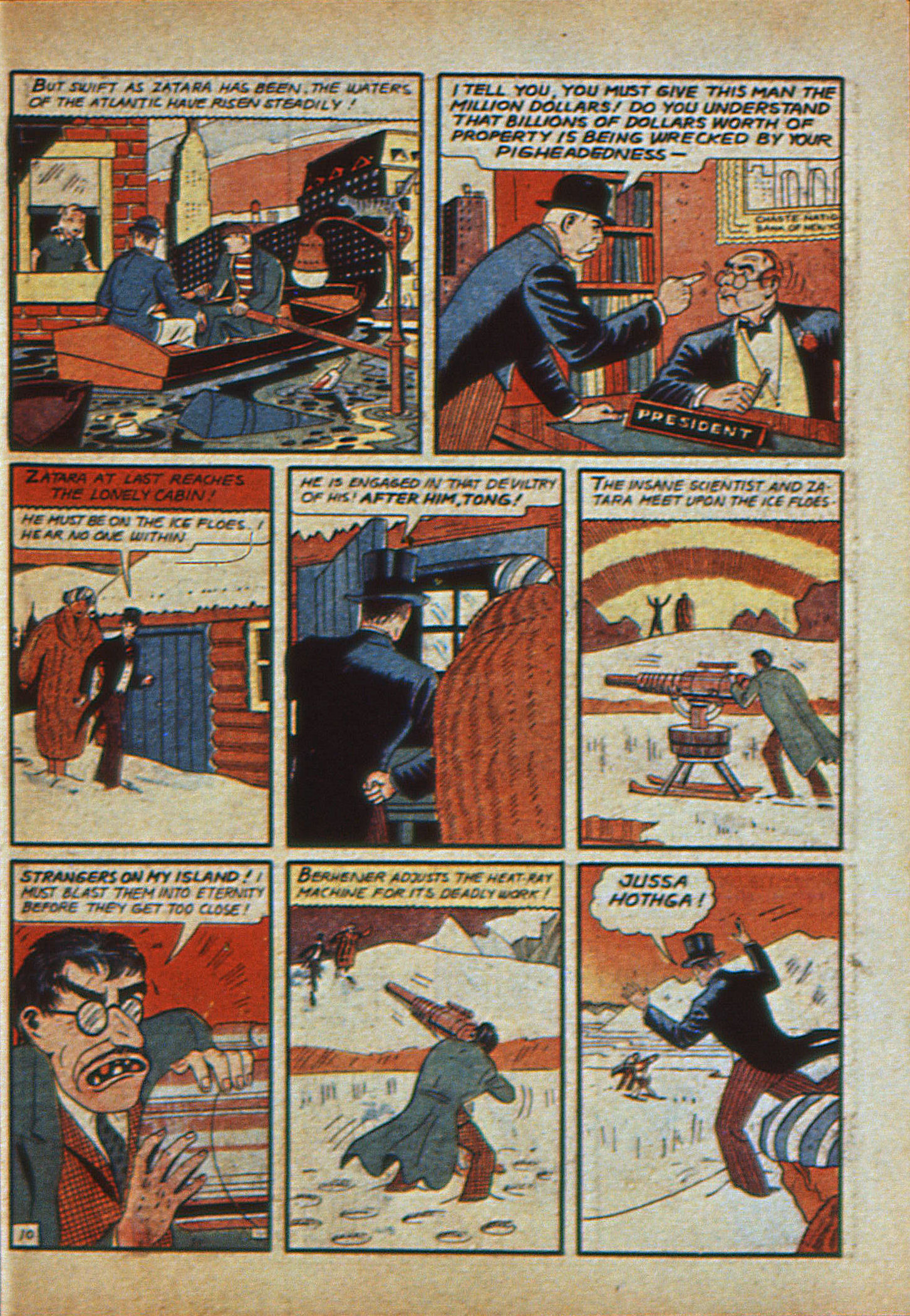 Read online Action Comics (1938) comic -  Issue #15 - 66