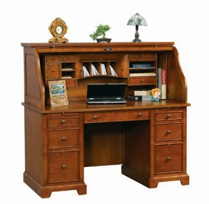 Roll Top Desk: Roll Top Desk For Sale