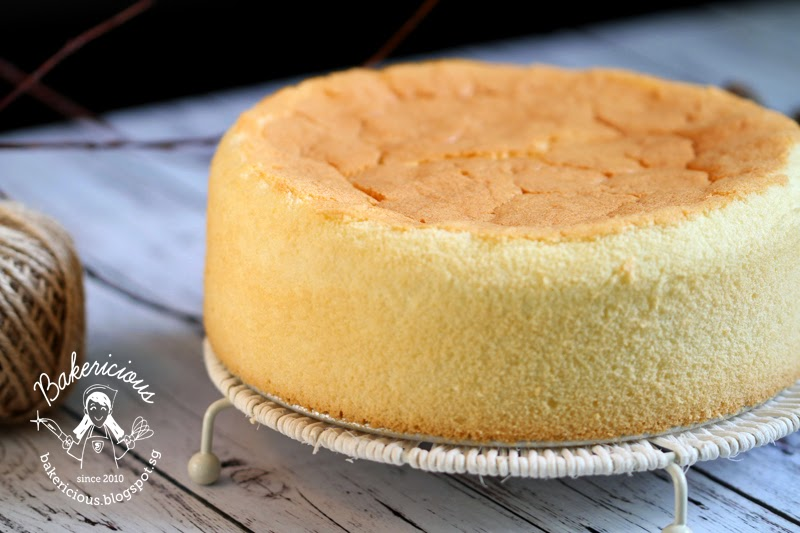 Sponge Cake Recipe Sinhala