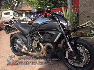 FOR SALE Ducati Diavel Chomo