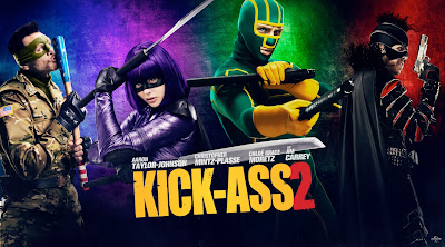 Poster Of Kick Ass 2 (2013) Full Movie Hindi Dubbed Free Download Watch Online At worldfree4u.com