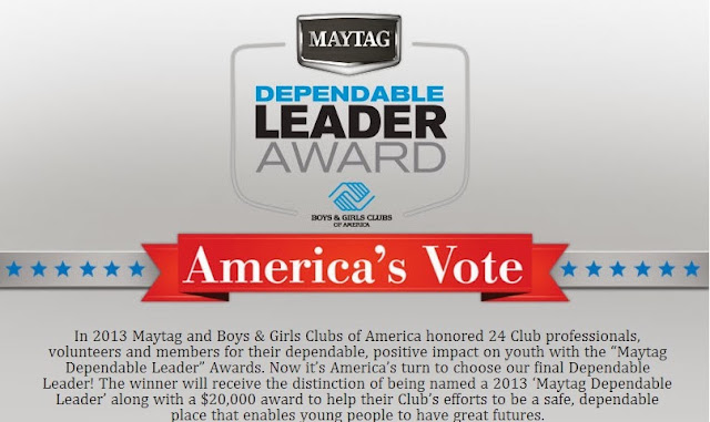 Boys & Girls Club of America, Maytag