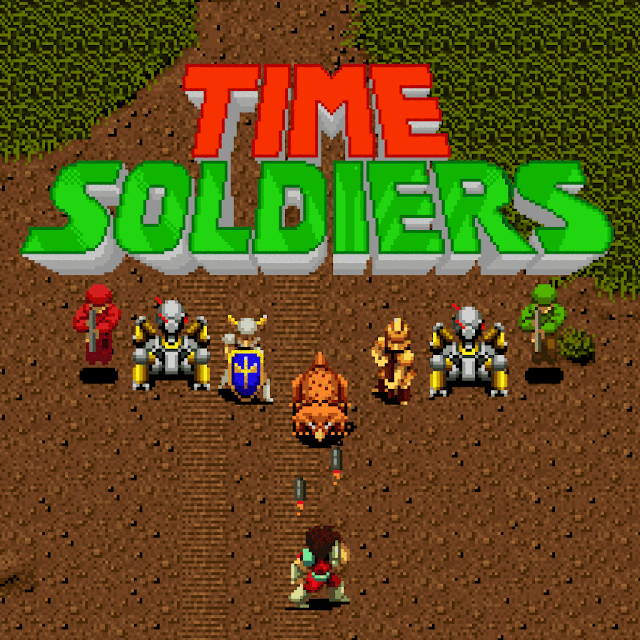 Time Soldiers+arcade+portable+game+retro+download free