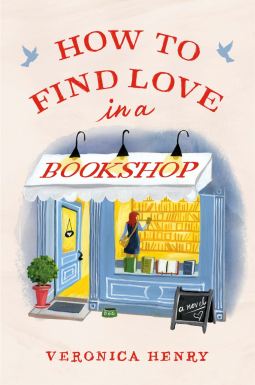Bea's Book Nook, Review, How to Find Love in a Bookshop, Veronica Henry
