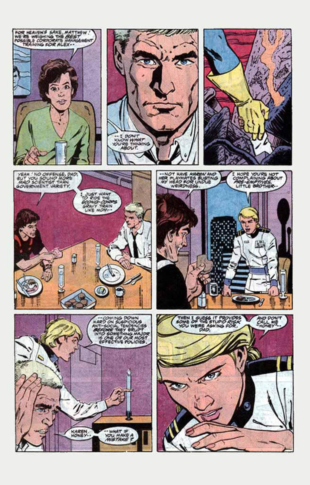 Read online Armageddon 2001 comic -  Issue #1 - 22