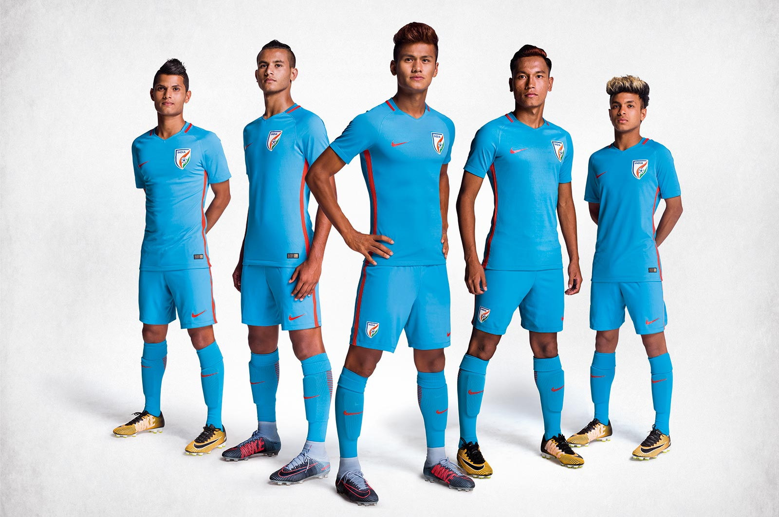 low priced 462bb 6f0ed No More Nike - Six5Six India 2019 Home & Away Kits Released