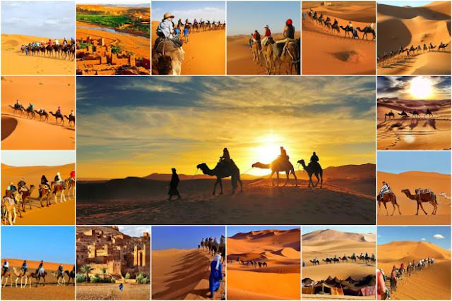 Trip to Morocco for a Peaceful Beginning of Life