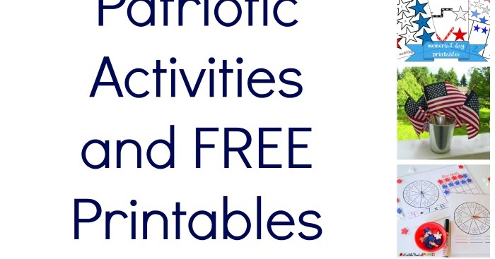 Every Star Is Different: Patriotic Activities and Free