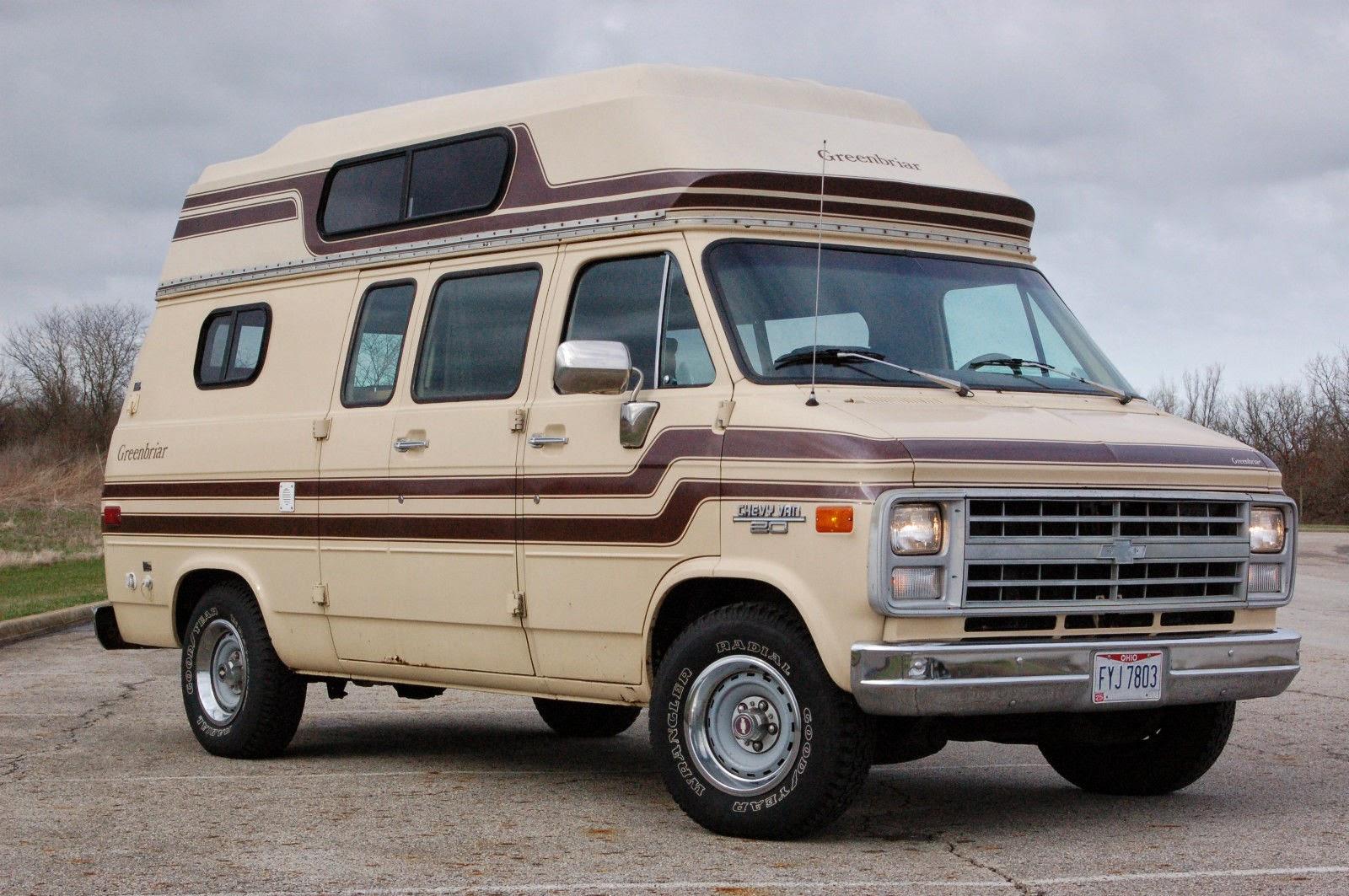 американские фургоны фото