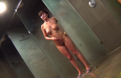 Showerroom 865-879 (Spycam in Public Shower Room)