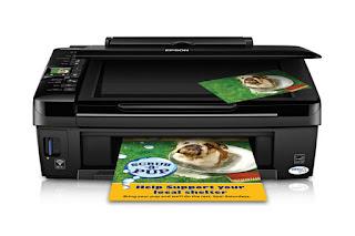 Epson Stylus NX420 Driver Printer Download