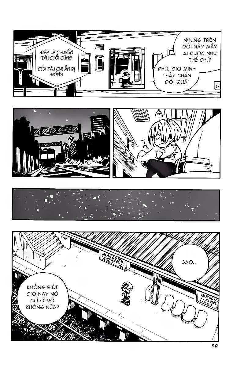 Shaman King [Vua pháp thuật] chap 1 trang 29