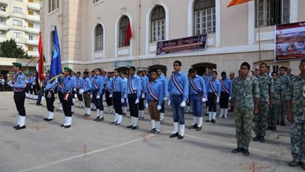 تقديم المدارس العسكرية الرياضية 2018
