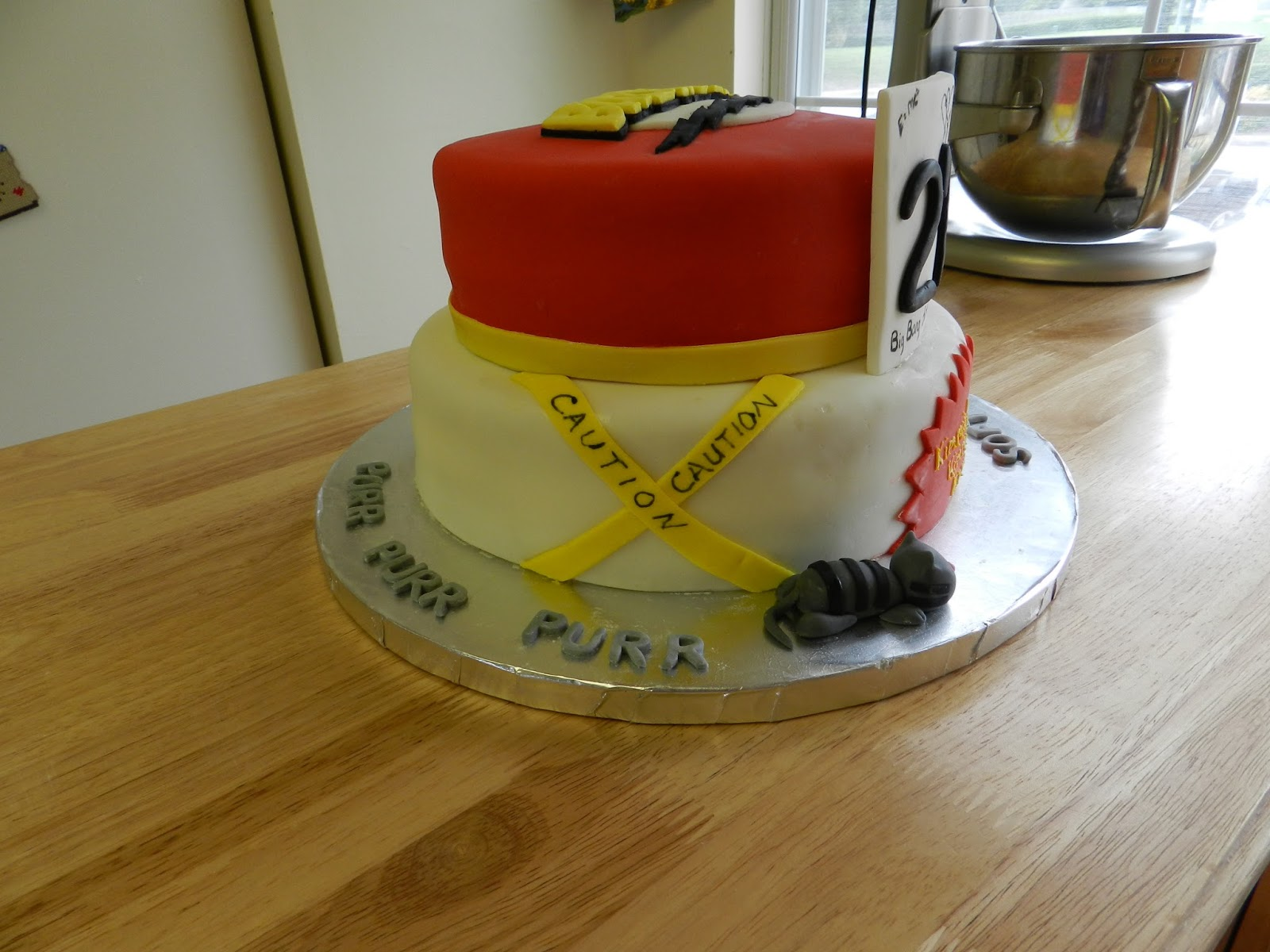Michelle S Cakes Big Bang Theory Cake