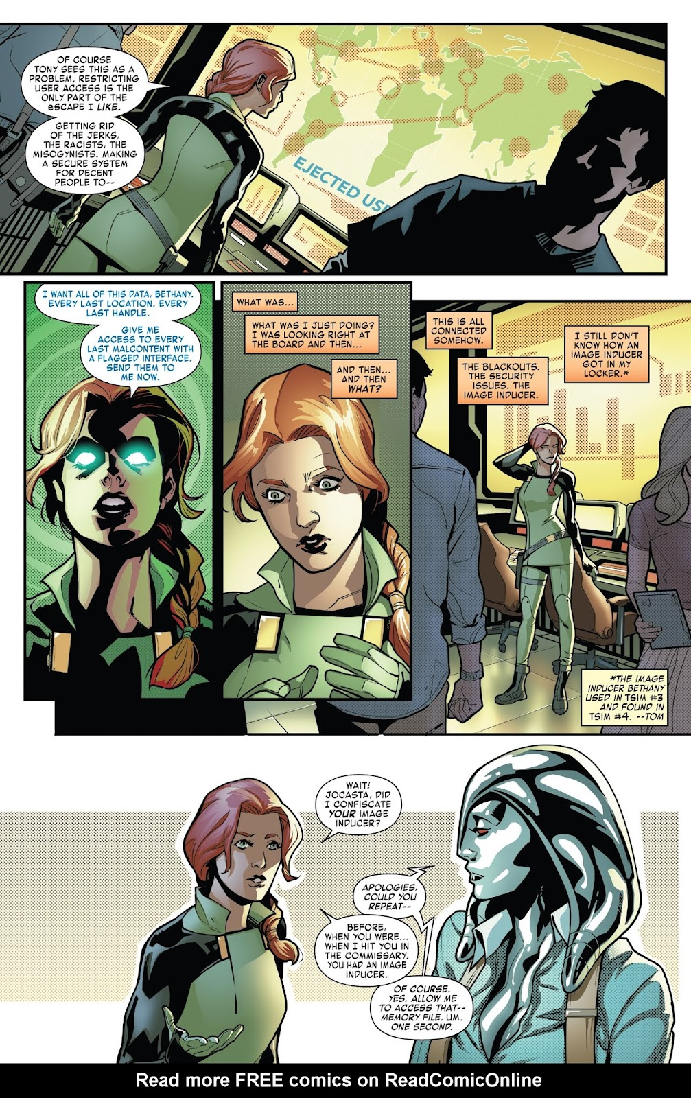 Read online Tony Stark: Iron Man comic -  Issue #6 - 14