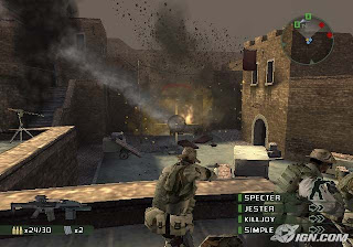 SOCOM 3 U.S. Navy SEALs (PS2) 2005